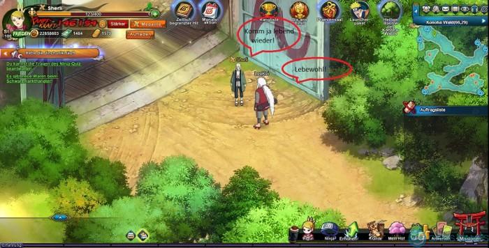 Naruto Online Valentine 2