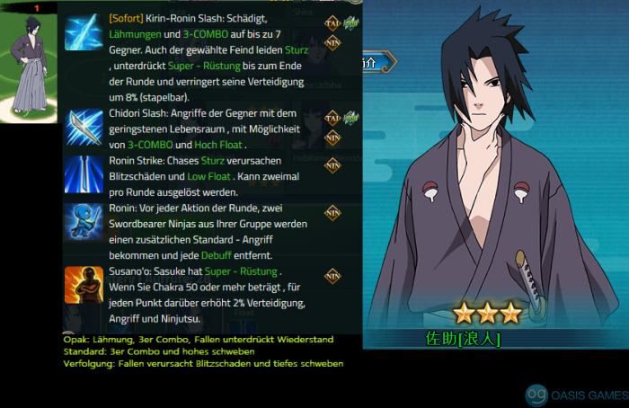sasuke kimono