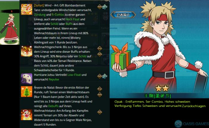 temari weihnachten