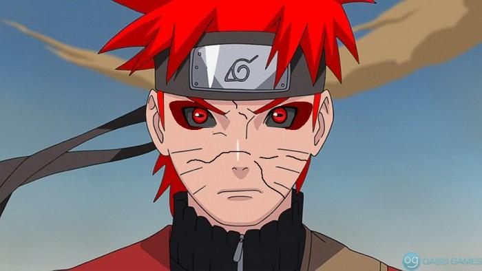 naruto_Red Hair Edo tensei